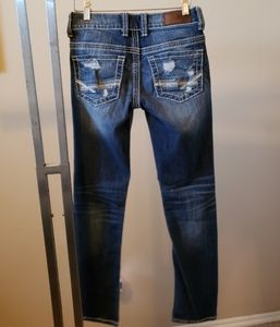 Ladies BKE Culture stretch jeans
